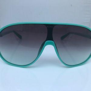 Marc by Marc Jacobs Men Sunglasses Blue Frame